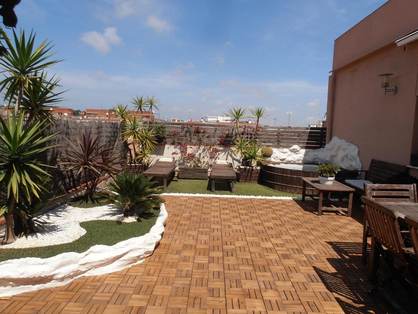 Dise a tu terraza paso a paso for Baldosas para el jardin