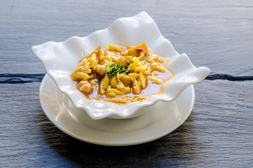 Gurullos cocina Almería