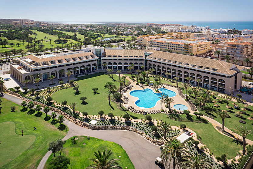 Hotel-AR-Golf-Almerimar-Almeria