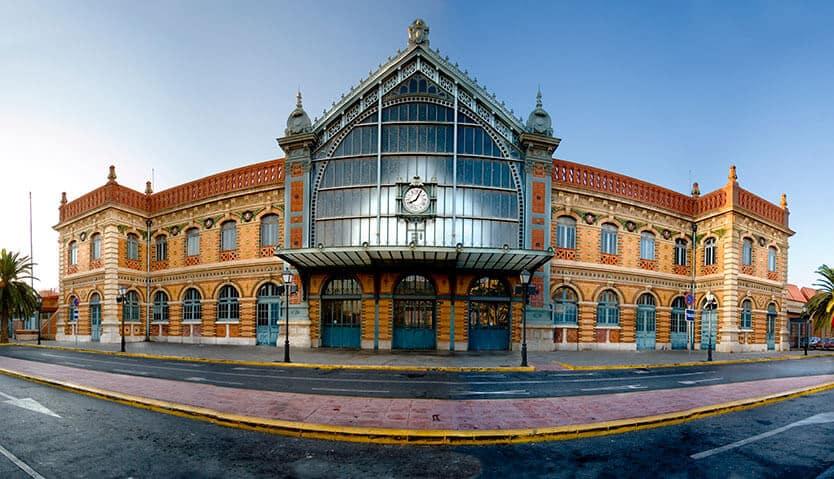 Recuperar la Estación de Almería