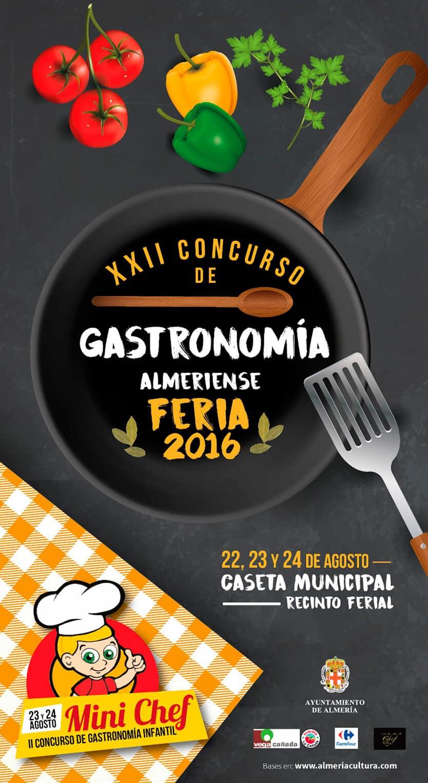 Gastronom a almeriense a concurso for Concurso de docencia 2016