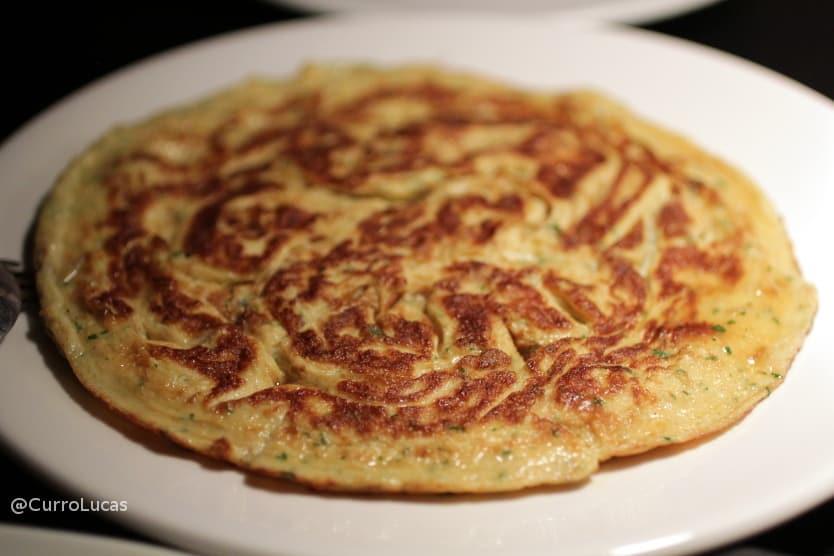Bacus - Tortilla de Bacalao