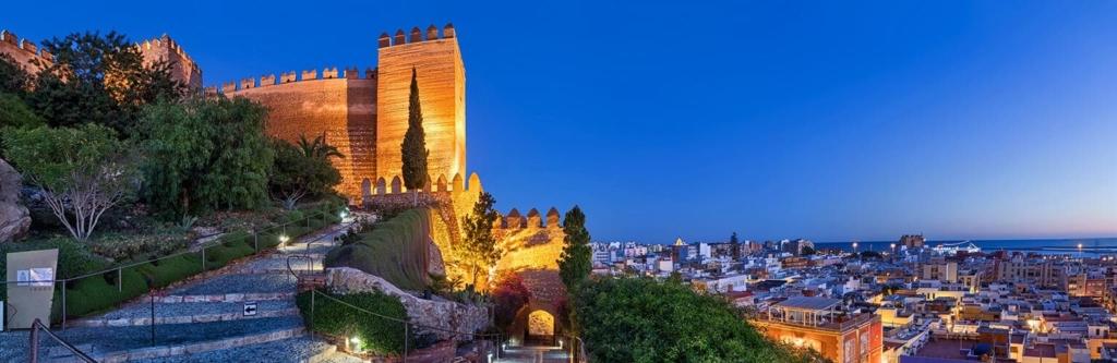 Monumento Alcazaba de Almería