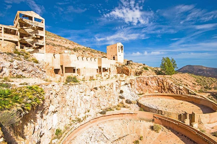Minas de Rodalquilar Almería