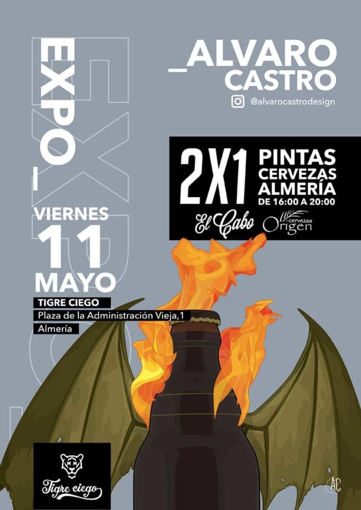 cartel-exposicion-cerveza-almeria