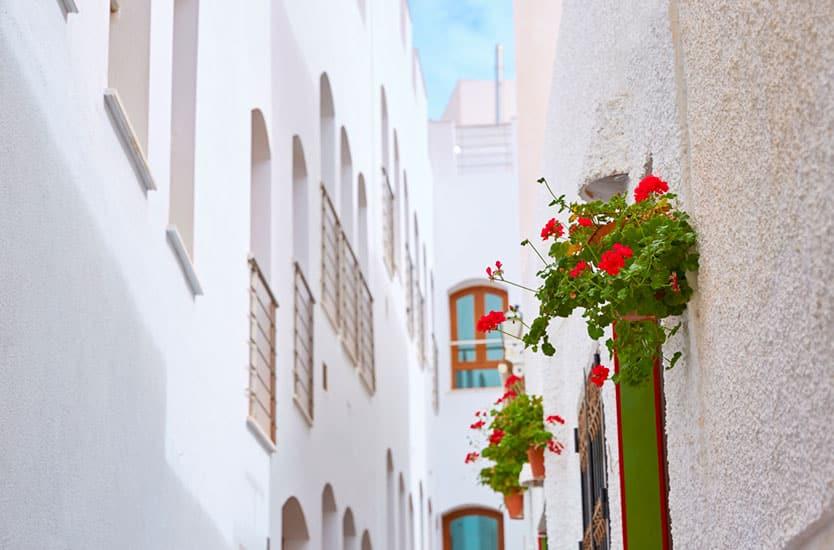 Mojacar Almería