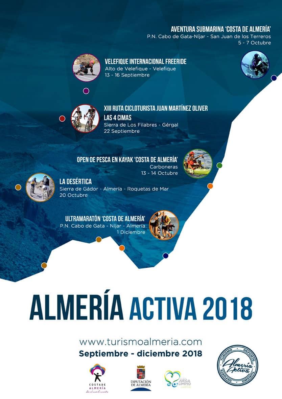 Almería Activa 2018