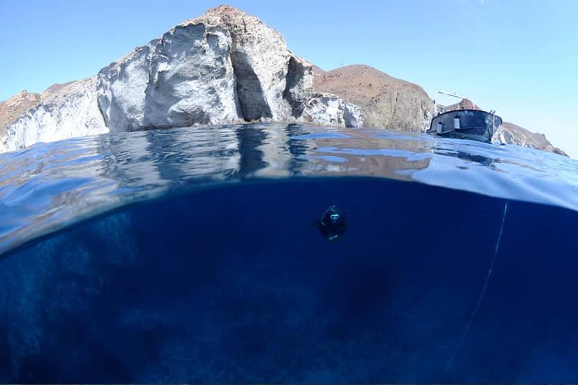 Aventura Submarina Almería