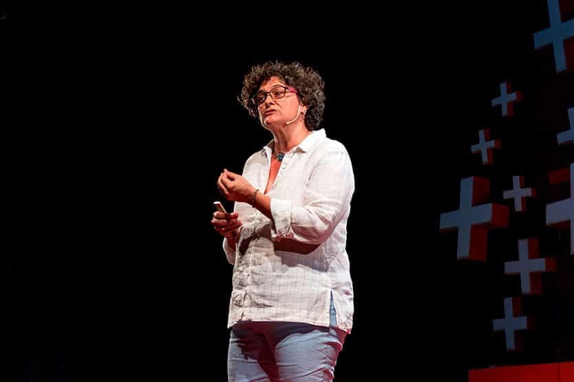 Charo Rueda TEDxPuertaDePurchena Polarity 2018