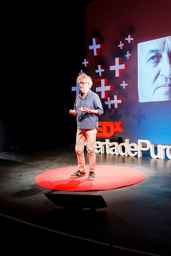 Rodolfo Caparrós Nacho Calle TEDxPuertaDePurchena Polarity 2018