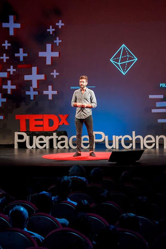 Tito TEDxPuertaDePurchena
