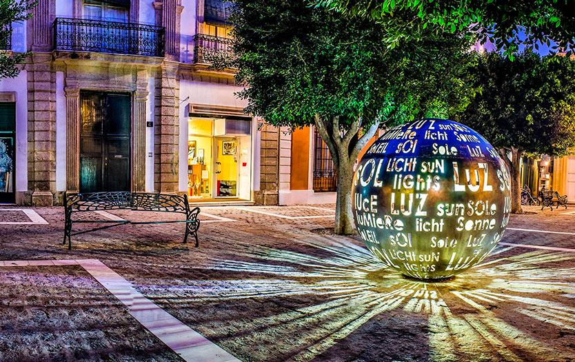El Centro de Almería