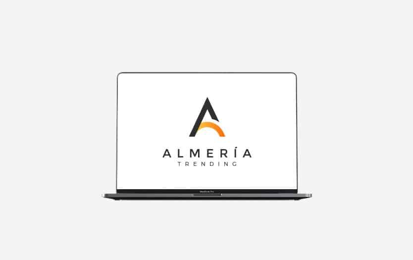 Logotipo Almería Trending