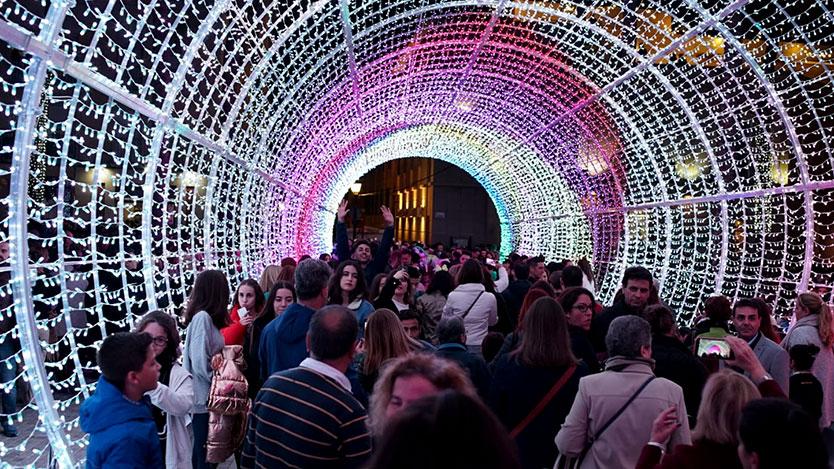 Almería Navidad