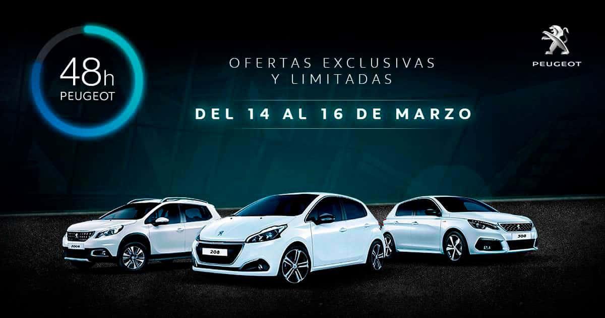 48 horas de Peugeot en Almería y Roquetas