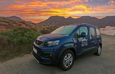 Nuevo Peugeot Rifter Almería