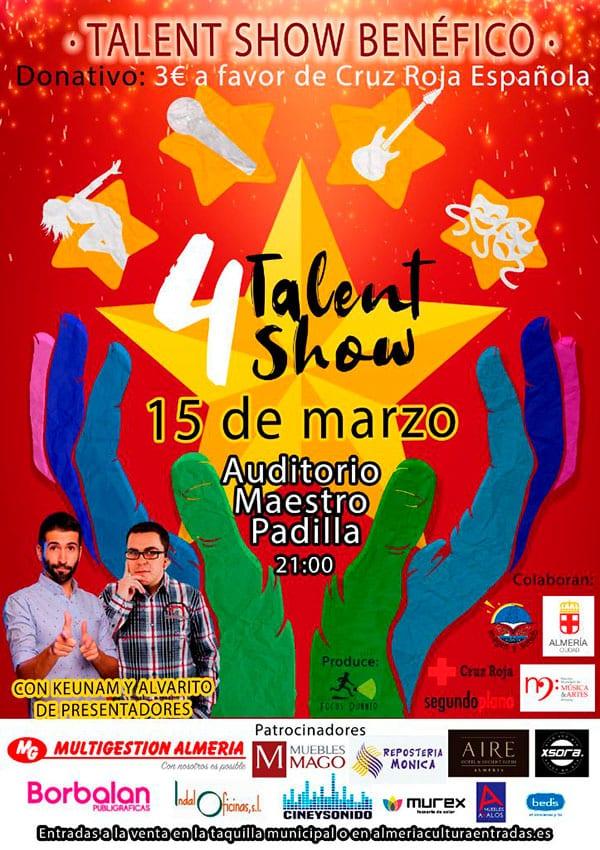 II Edición de 4Talent Show