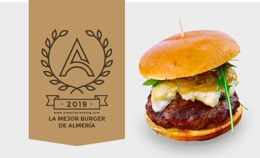 Mejor hamburguesa de almeria