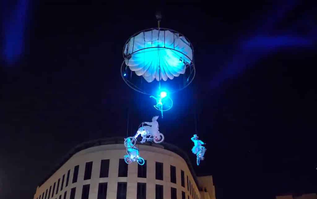 Noche en Blanco Almería 2019