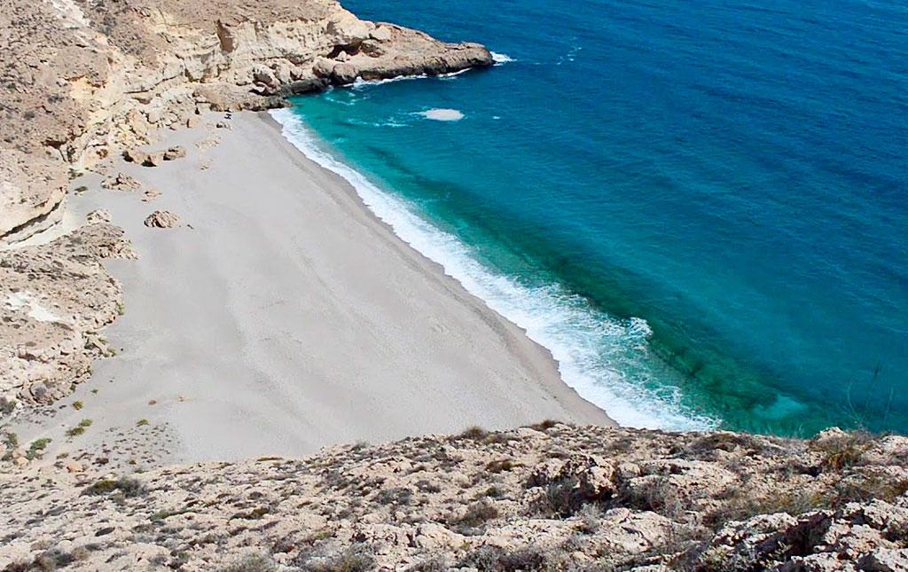 Playa de las Salinicas
