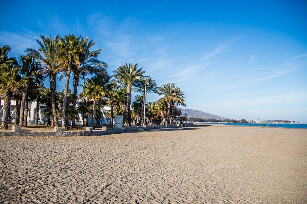 Playazo de Vera Almería