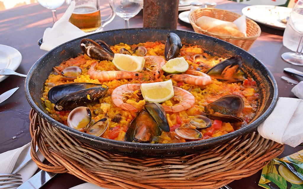Chiringuitos Almería