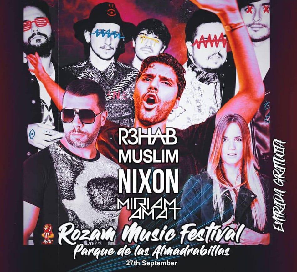 Rozam Music Festival