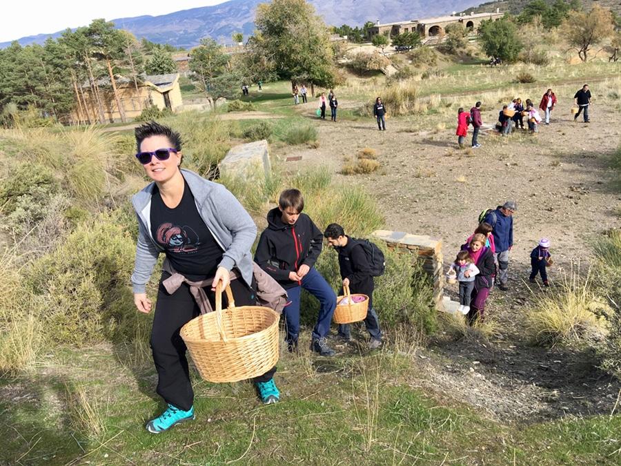 La-salida-al-campo-para-recolectar-setas-parte-desde-el-Aula-de-Paredes