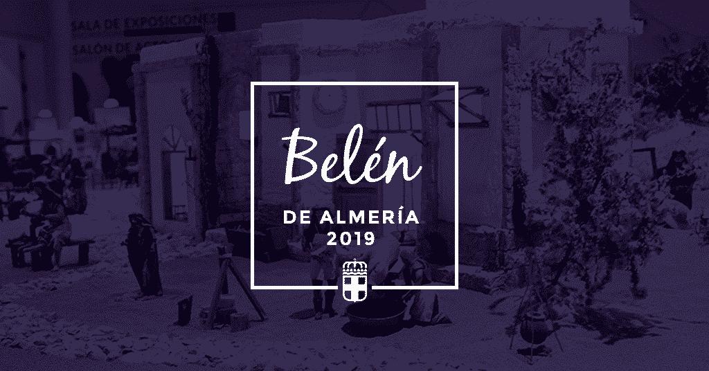 Belén Municipal Almería 2019