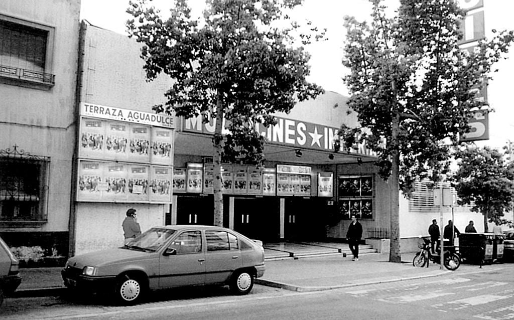 Cine Imperial Almería