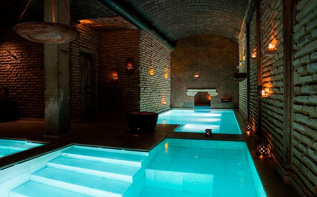 Aire Ancient Baths Almería