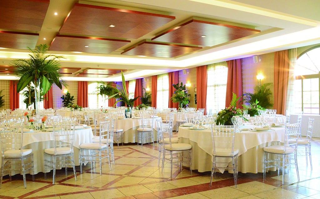 Almeria La Envia Envia Spa&Golf Salon evento