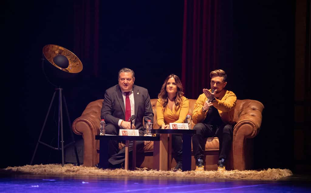 Jurado 4talent show