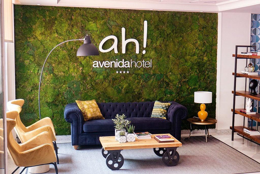 AH Avenida Hotel Almería