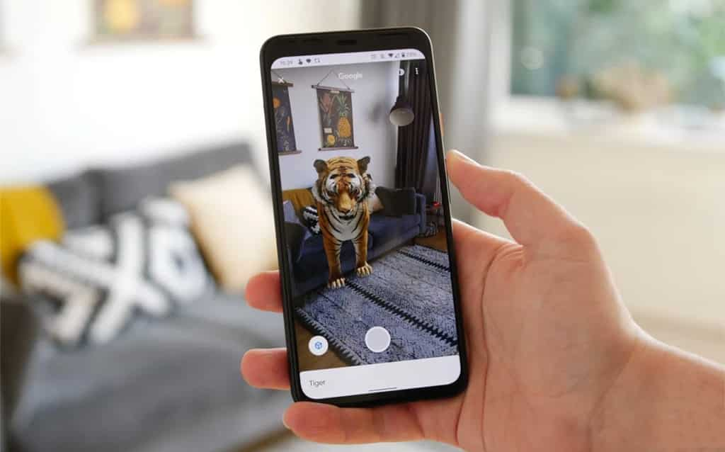 3D animales google