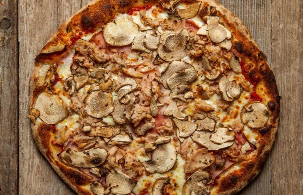 Pizzería Grades