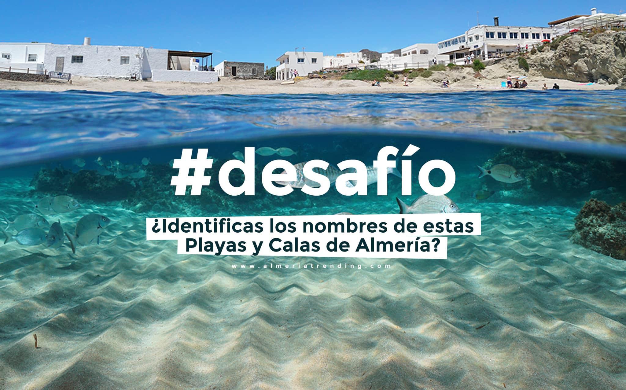 Reto Playas y Calas de Almería