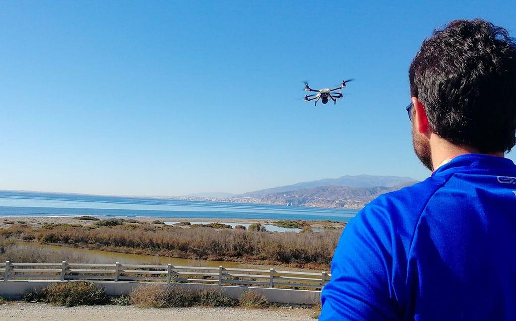 Javi Drone Almería