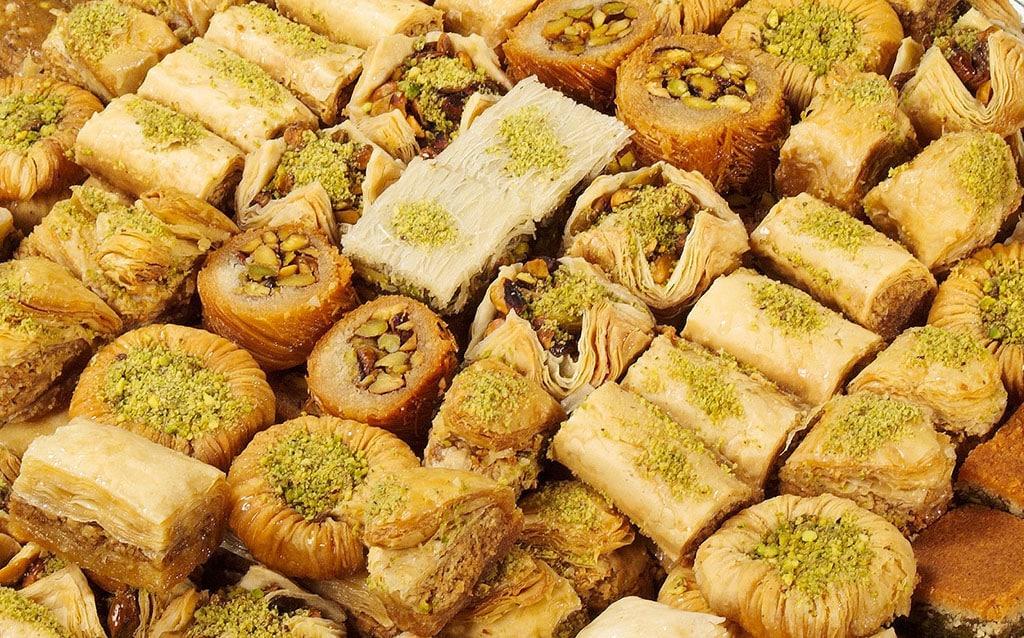 Pasteles árabes Almería