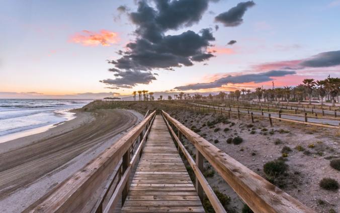 playas levante