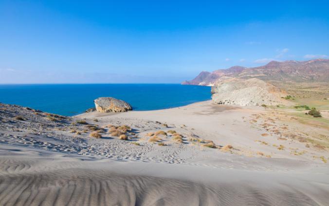 Playas Almería Poniente