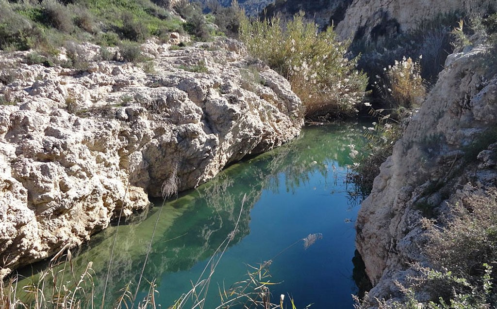 Rio Aguas Sorbas