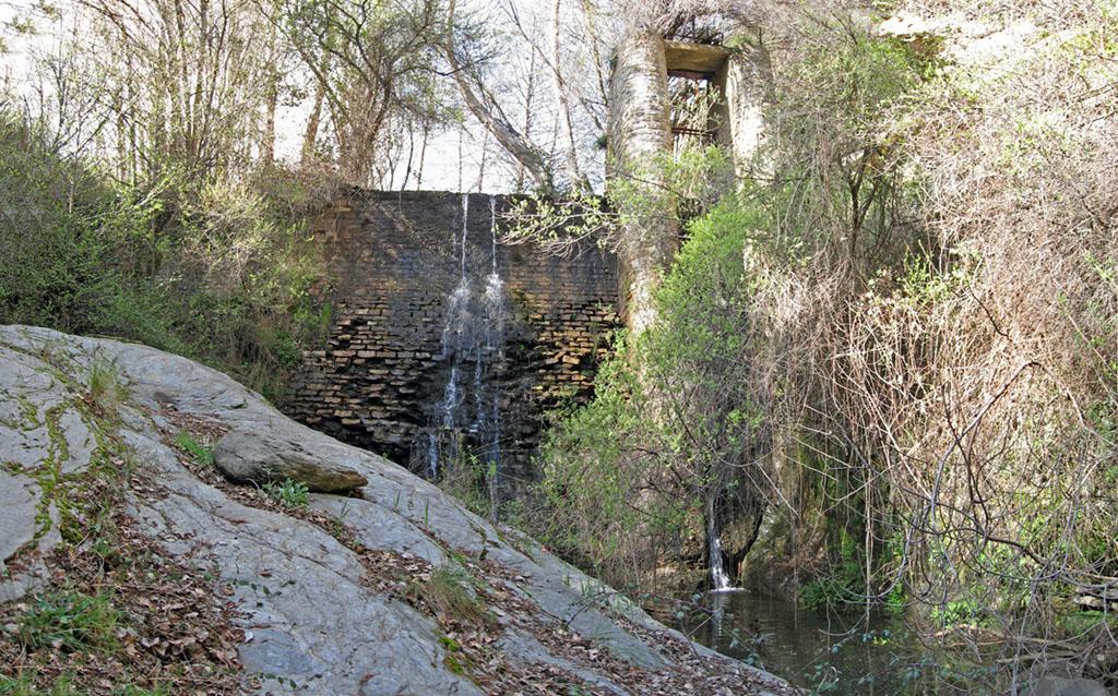 Ruta de la Hidroeléctrica de Laujar