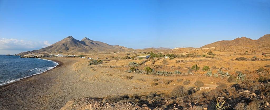 Playa de los Escullos Almería