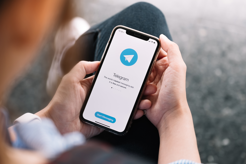 Telegram Almería Trending