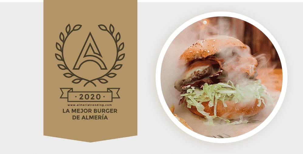Mejor Burger 2020 de Almería