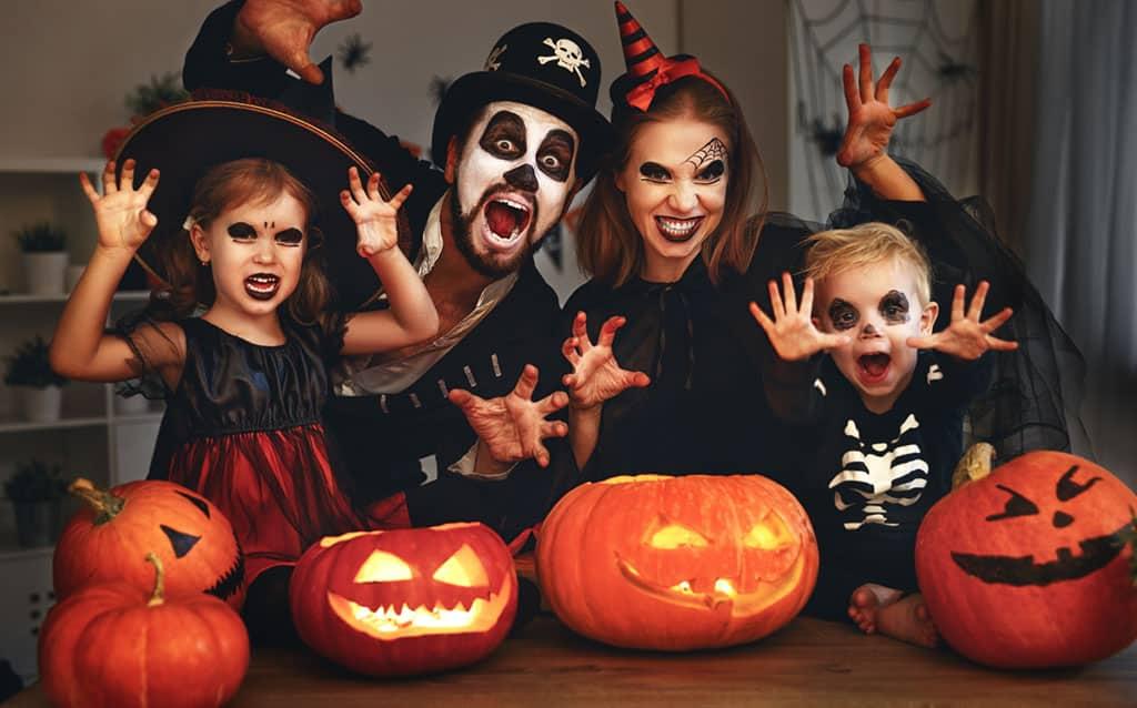 celebrar Halloween en Almería