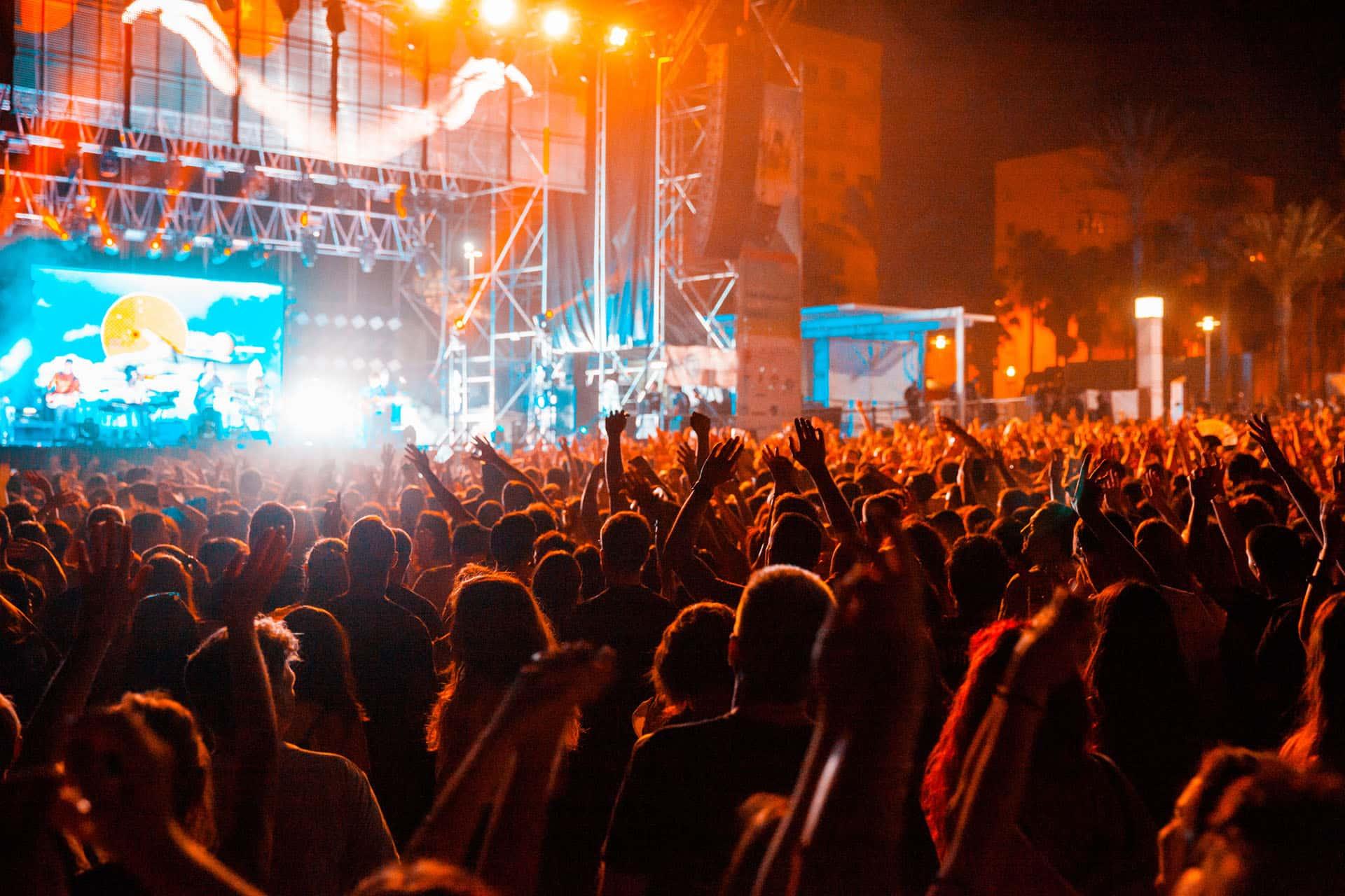 Organizar Eventos en Almería