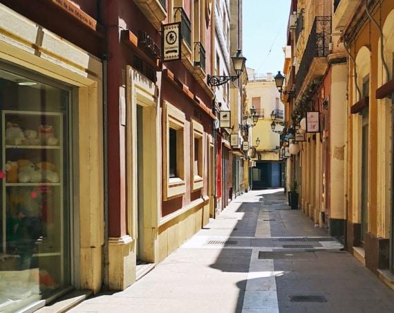 Bonos-descuento comercio tradicional Almería