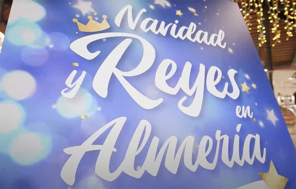 Navidad y Reyes Almería 2020